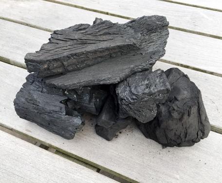 Gamhar houtskool 10 KG (Zuid Afrika)