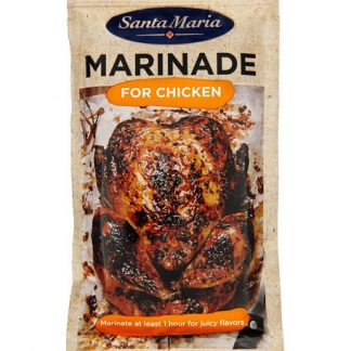 Santa Maria BBQ Marinade for Chicken