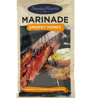 Santa Maria BBQ Marinade Smokey Honey