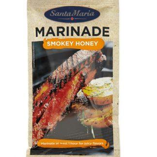Santa Maria BBQ Marinade Smokey Honey