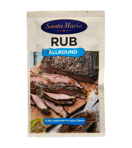 Santa Maria BBQ Rub Allround