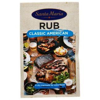 Santa Maria BBQ Rub Classic American