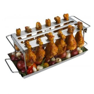 Wing rack Grill Pro