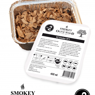 Smokey Olive Wood EZ smoker Nº 2