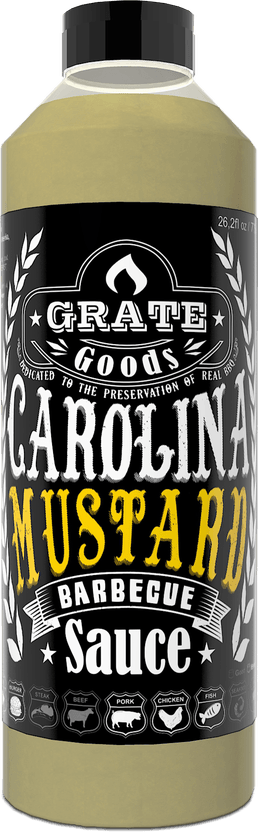 Grate Goods Carolina Mustard Barbecue Saus