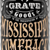 Grate Goods Mississippi Comeback Barbecue Saus