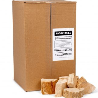 Smokin' Flavours rookchunks beuk 5kg