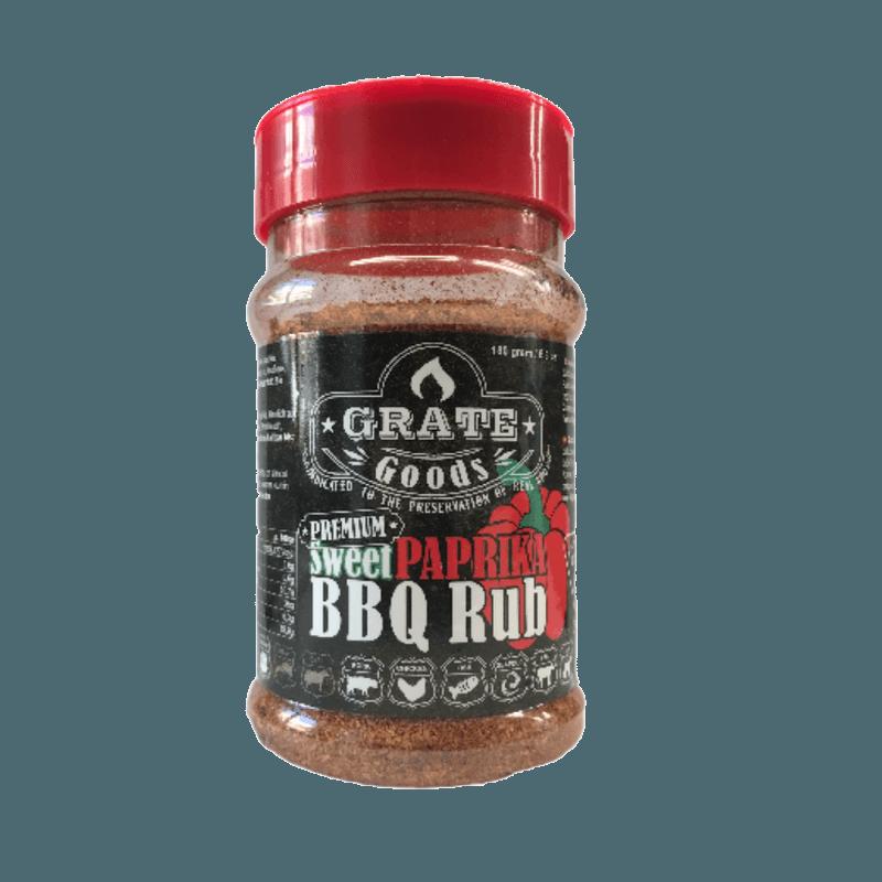 Grate Goods Premium Sweet Paprika Rub