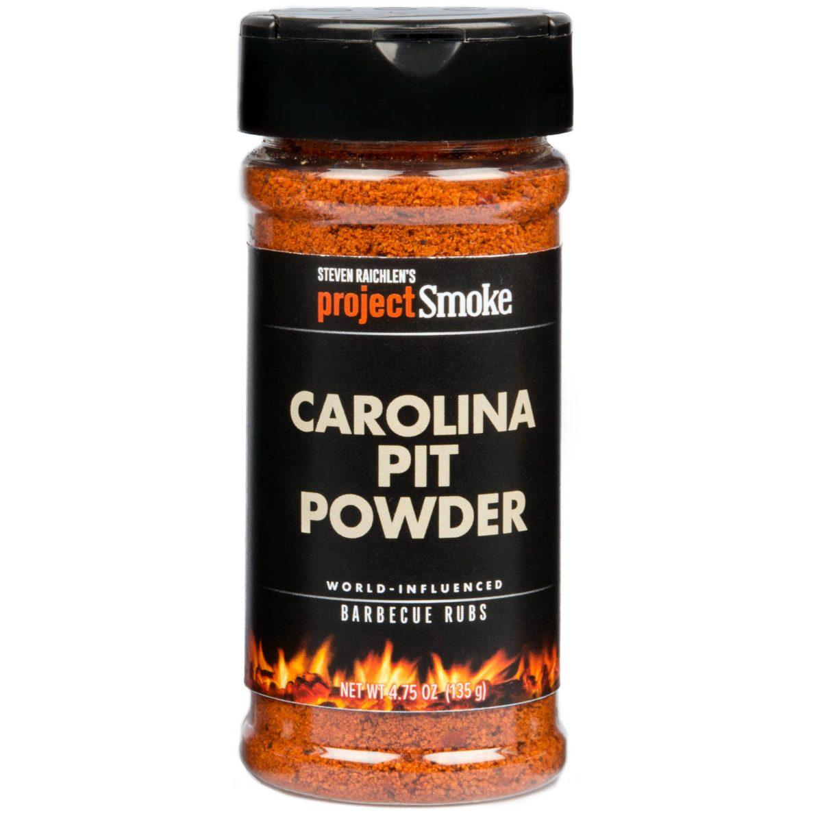 Project Smoke Carolina Pit Powder Rub