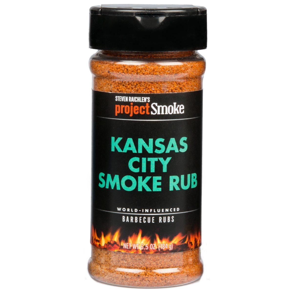 Project Smoke Kansas City Smoke Rub