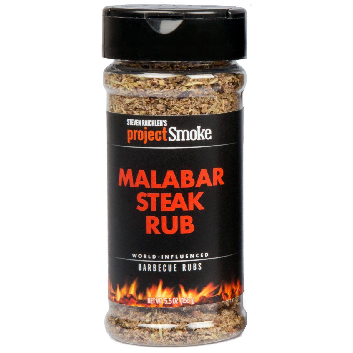 Project Smoke Malabar Steak Rub