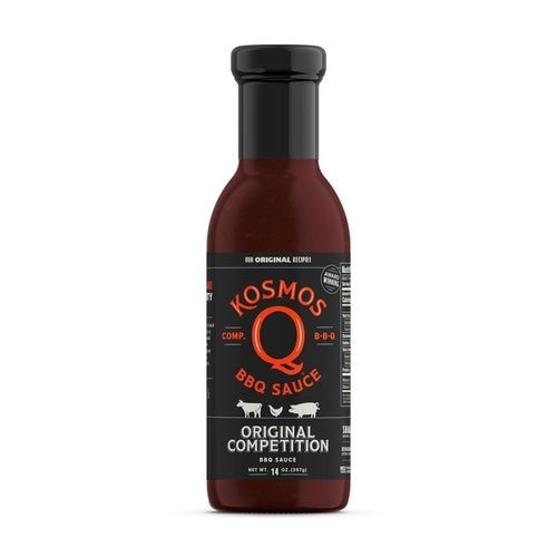 Kosmo's Q Original Competition BBQ Sauce