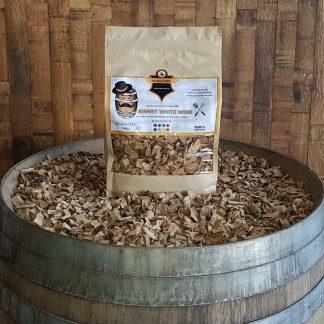 Mr Barrel BBQ snippers zoete witte wijnvaten