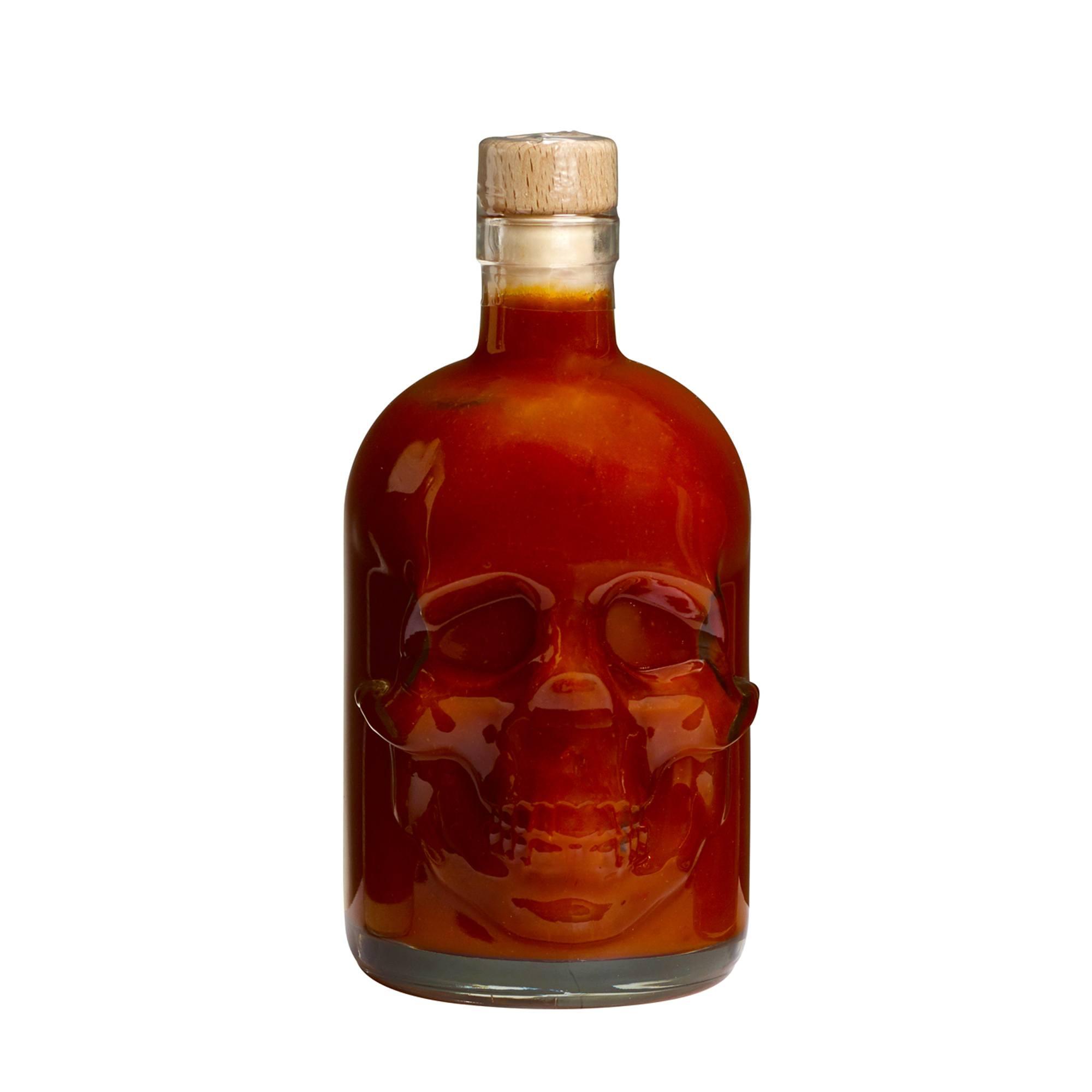 Saus.Guru hot saus - 142 Nonillion Skull Bottle
