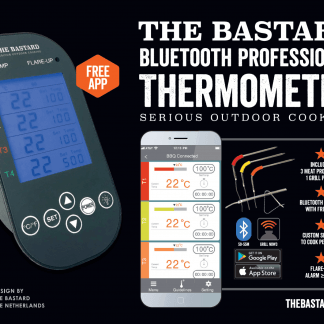 Bluetooth Professional Thermometer The Bastard