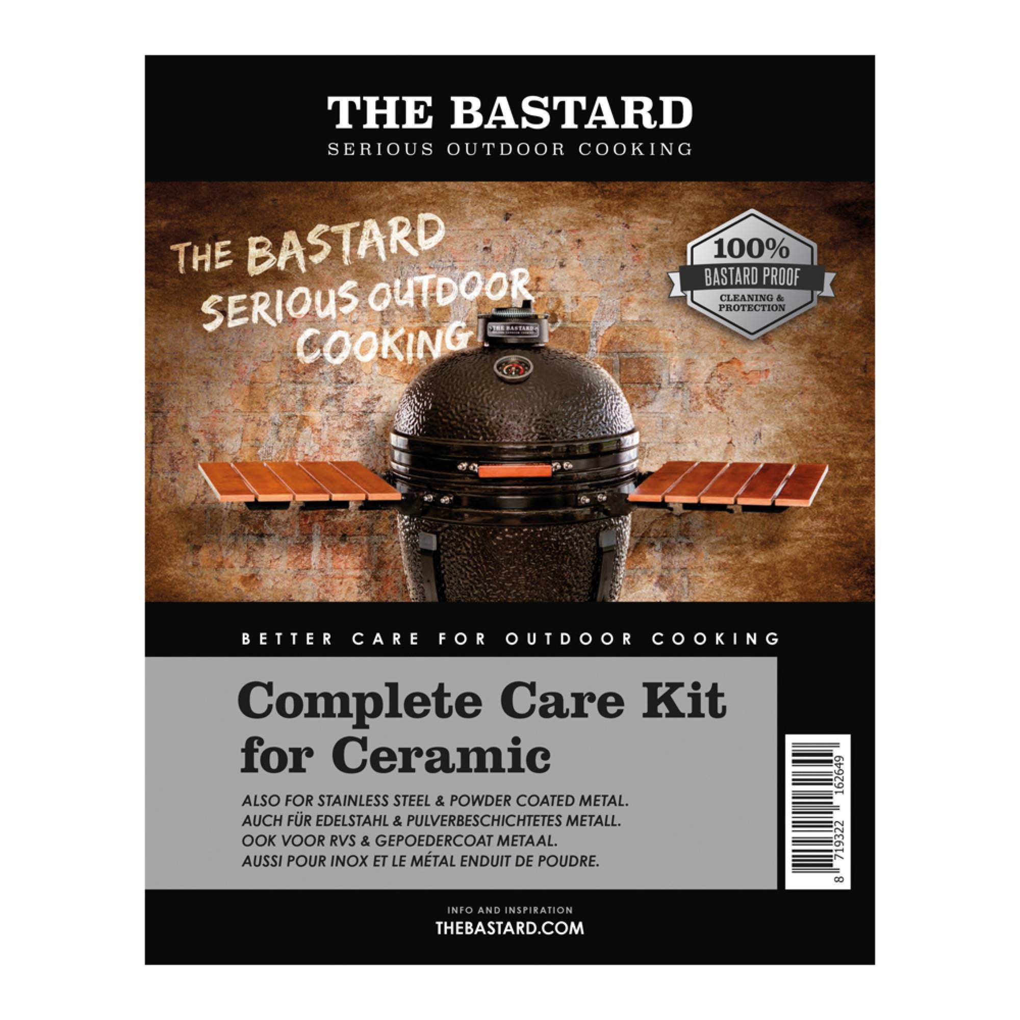 Cleaner kit The Bastard