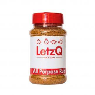 LetzQ All Purpose Rub 350 gram pot