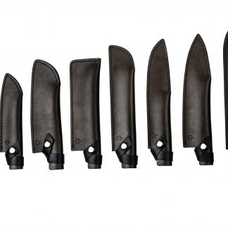 Leather Forged: leren hoes