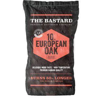 Houtskool European Oak 10kg The Bastard