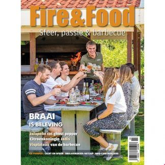 Fire & Food Magazine