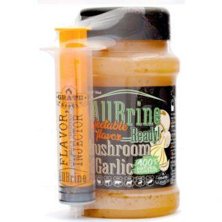Grate goods Allbrine Ready - Mushroom & Garlic