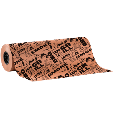 Traeger Butcher Paper pink
