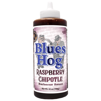 Blues Hog Raspberry Chipotle Squeeze Bottle (knijpfles)