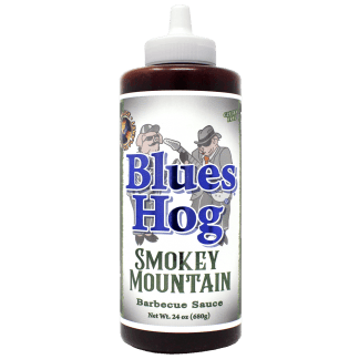 Blues Hog Smokey Mountain Squeeze Bottle (knijpfles)